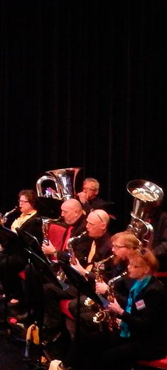 Harmonieorkest Eendracht website